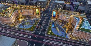 باريس إيست مول العاصمة الإدارية الجديدة