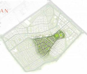 كمبوند أوراسكوم على مساحة كبيرة تصل إلى ألف فدان حوالى 4.2 مليون متر مربع تقريبًا