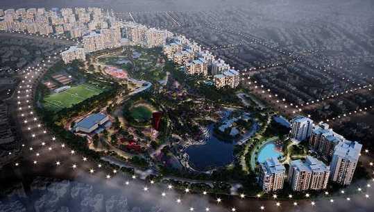 تفاصيل موقع ومساحة زيد الشيخ زايد