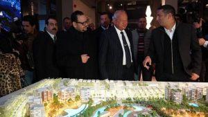 مشروع نجيب ساويرس الساحل الشمالي لشركة اورا