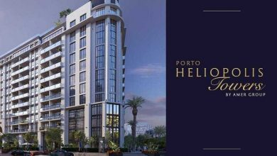 هليوبوليس تاورز عامر جروب Heliopolis towers by Amer Group